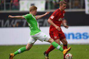 Prediksi Bayer Leverkusen vs Wolfsburg 2 April 2017