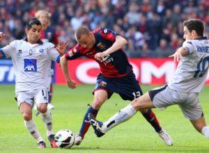 Prediksi Genoa vs Atalanta 2 April 2017