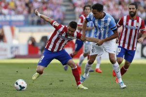 Prediksi Malaga vs Atletico Madrid 2 April 2017