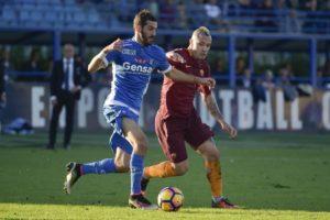 Prediksi Roma vs Empoli 2 April 2017