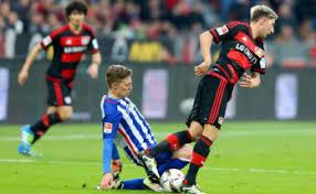 Prediksi Bayer Leverkusen vs Hertha Berlin 10 Februari 2018 Genesis303