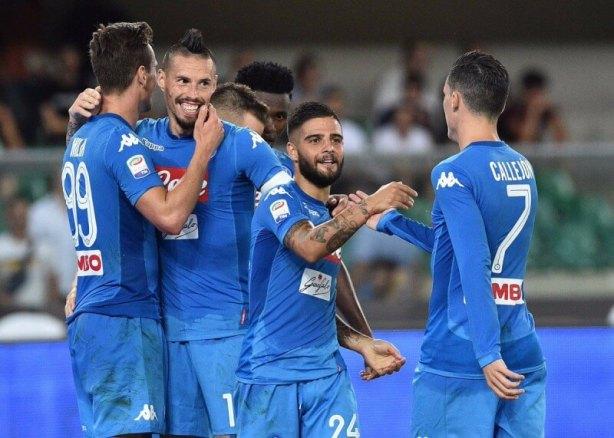 Prediksi Napoli vs Roma 4 Maret 2018